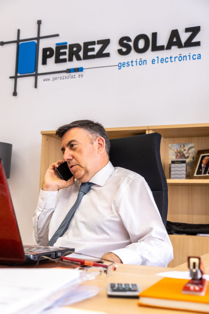 Perez Solaz Gestion Electronica